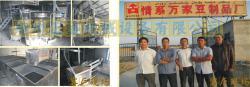 河南正通全自动豆腐机厂家