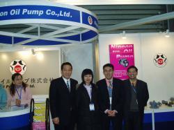 日本油泵株式会社(NOP)中国办事处