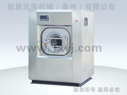 工业大型洗衣机如何节水节电