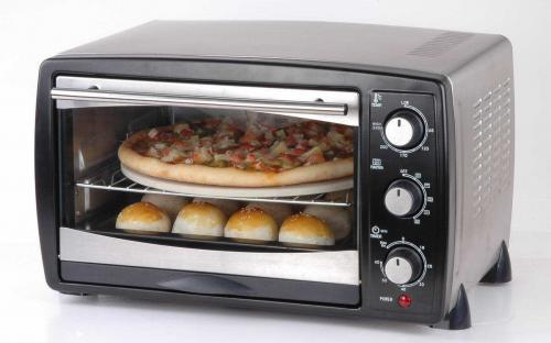 质检总局公布:多批次电烤箱及烘烤器具不合格