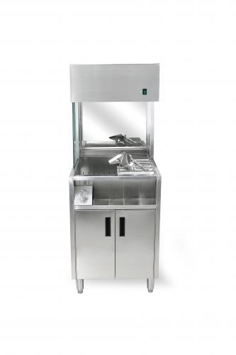 薯条保温柜的安装与保养