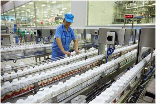 低温鲜乳制品增长势头迅猛 各大品牌抢占市场