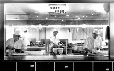 四川泸州明厨亮灶正在进行时 智慧食安让百姓安心
