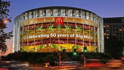 50岁的巨无霸汉堡为何成为麦当劳最经典的产品?