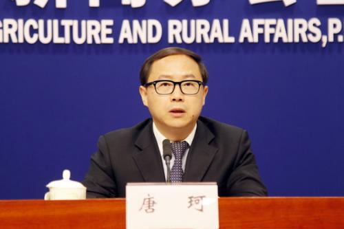 """农产品""""卖难""""如何破解?——专访农业农村部市场与经济信息司司长唐珂"""