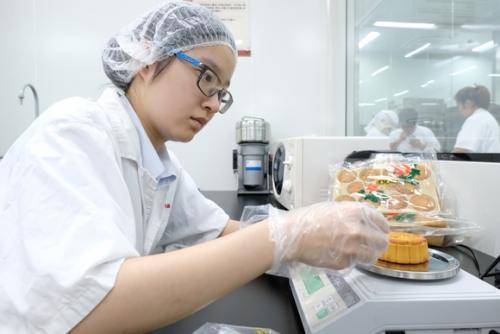杏花楼巨资建食品检测中心