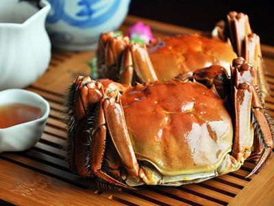 全国大闸蟹产量44%来自江苏