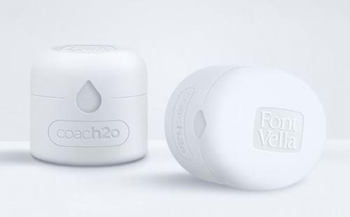 达能开发智能瓶盖,可追踪消费者水摄入量