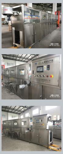 给大家介绍一下仁宇机械桶装水灌装机的服务流程