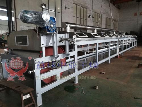 [发货现场]福建客户订购的RL系列熔融造粒机装车发货