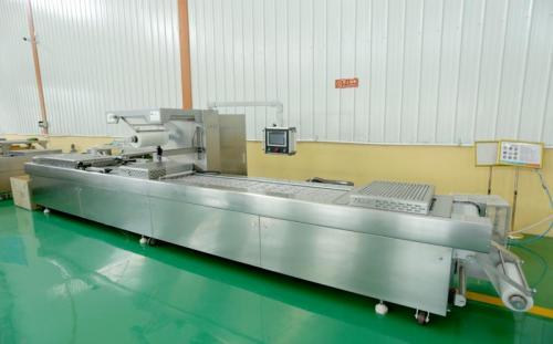 连续式拉伸膜包装机解决高产能需求