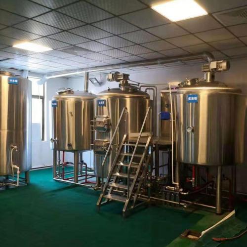 投资精酿啤酒屋如何选购啤酒设备?
