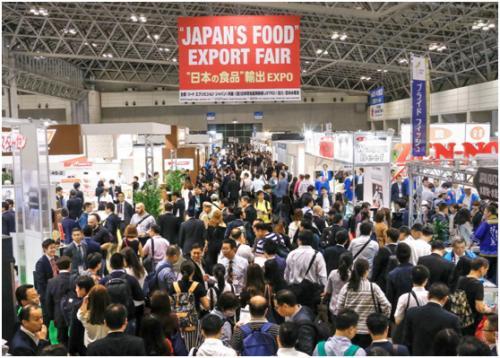 掘金日本食品把握潮流前沿 第三屆日本食品出口展11月將舉辦