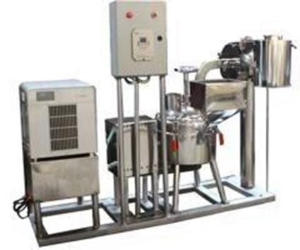 小型实验室超微粉碎机的原理、特点及应用