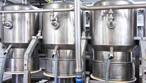 乳制品生产管道CIP快速清洗消毒的方法