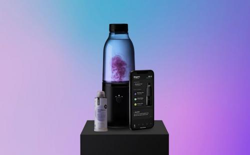 """LifeFuels推出""""第一個""""智能營養瓶"""