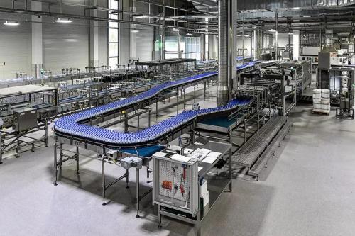 KHS科埃斯實現更高效更穩定PET瓶生產流程