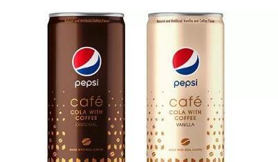百事可樂將推出限量版咖啡可樂