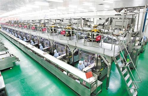 河南漯河經濟技術開發區:深挖食品特色 兼顧多元發展