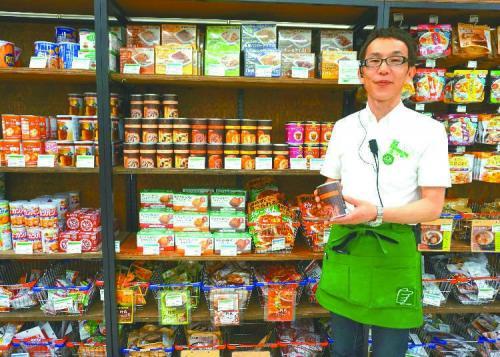 日本防灾食品,米饭套餐最受欢迎
