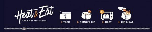 世界首款可微波加热的薯片包惊艳来袭