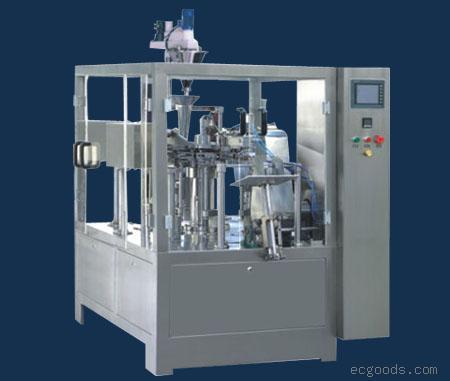 给袋式包装机  茶叶包装机  包装机  包装机械 设备
