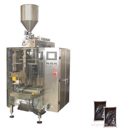 活塞式液體灌裝包裝機組-VFS5000D