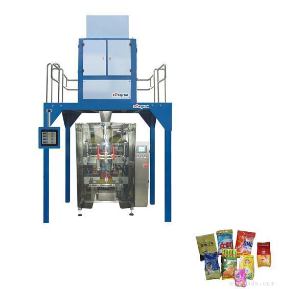 全自動稱量包裝機/多功能包裝機/全自動包裝機/種子包裝機/復合肥包裝機