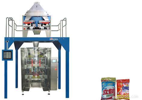 洗衣粉全自动包装机/洗衣粉包装机/洗衣粉包装设备/多功能包装机/洗衣衣粉自动充填包装机