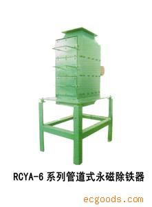 RCYA-6系列管道式永磁除铁器
