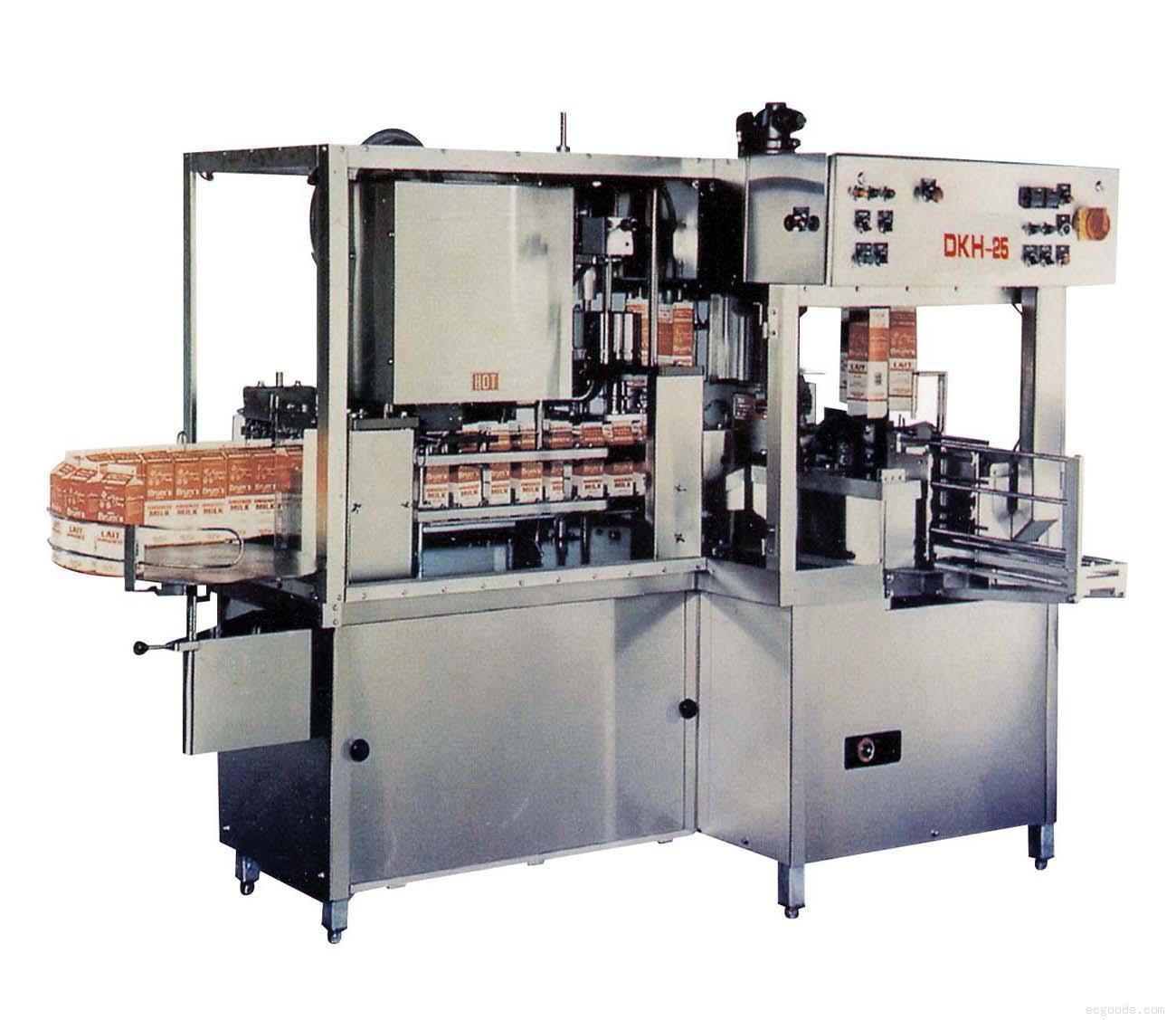 自动屋形包装机