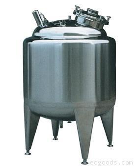 不锈钢贮罐、化胶罐、消毒缸、储罐
