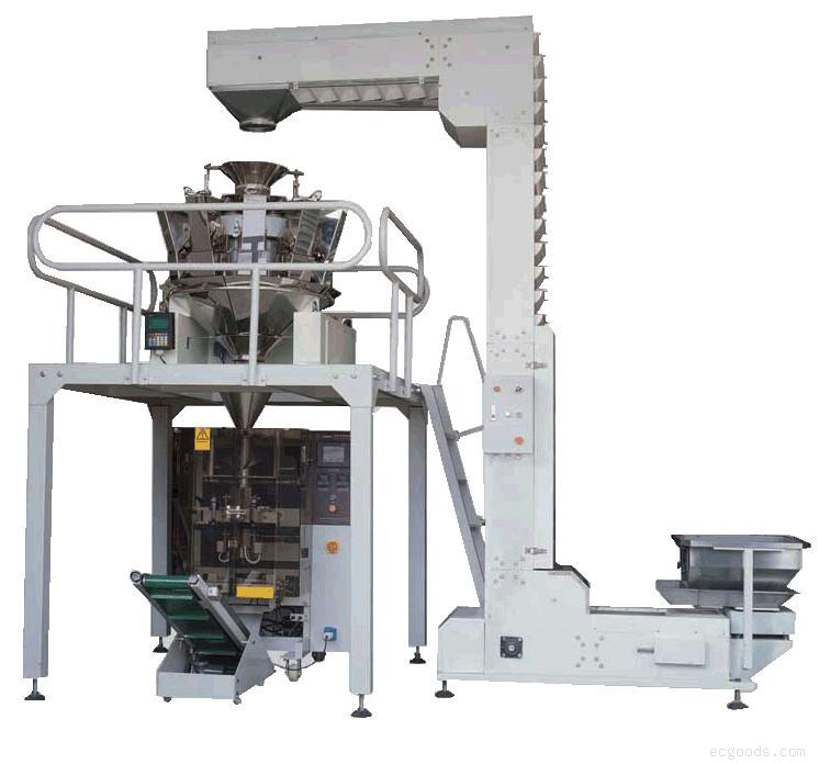 花生包装机/花生米包装机/油炸花生米包装机/多功能食品包装机/