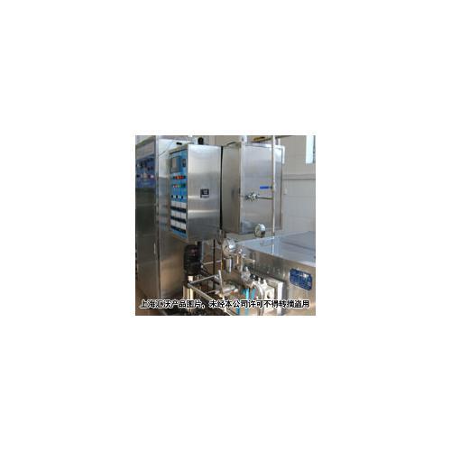 豆奶无菌冷灌装生产线