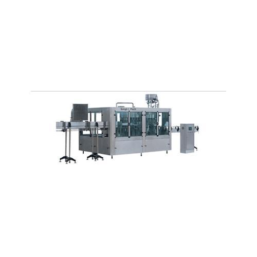 饮料机械、碳酸饮料三合一生产线