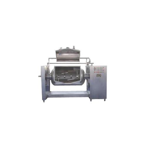 横轴卧式搅拌蒸汽夹层锅
