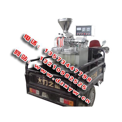 流动型螺旋榨油机螺旋香油机
