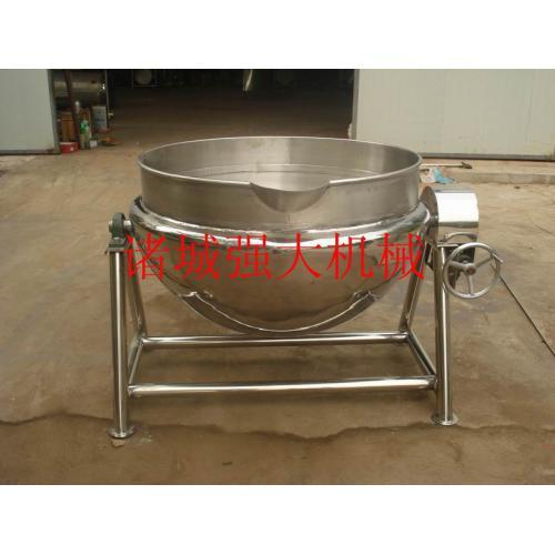 蒸汽夹层锅 海参蒸煮锅 蜜饯加工