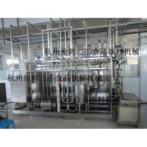 上海南华超高温列管式杀菌机
