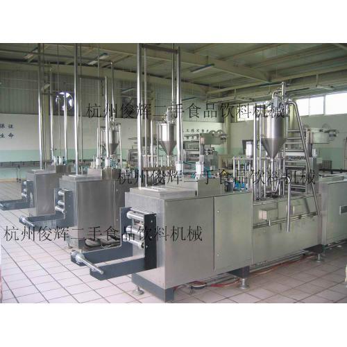 杭州中亚塑杯成型灌装封切机
