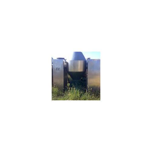 二手双锥回转真空干燥机二手蒸发器