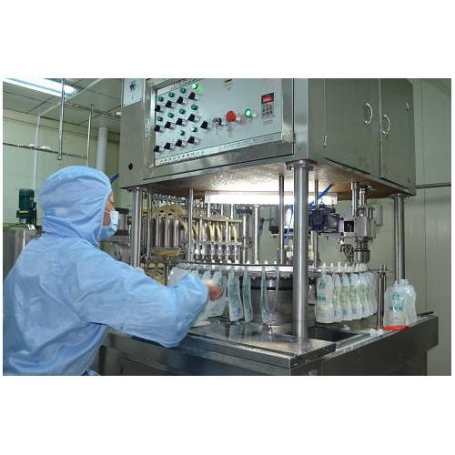 供自立袋豆浆豆奶生产线