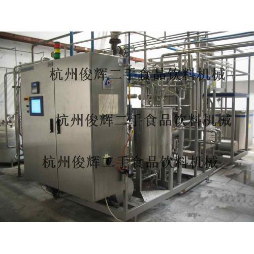 进口利乐公司超高温列管式杀菌机