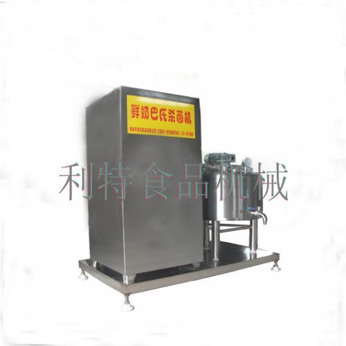 巴氏奶杀菌机设备产品描述