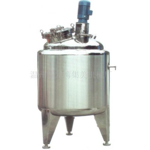 保温搅拌储液罐