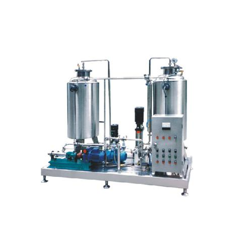 JM-QSJ一次性汽水混合机