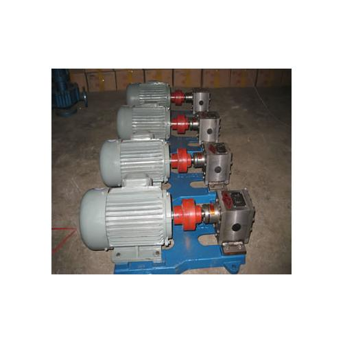 F系列整体全不锈钢防腐齿轮泵