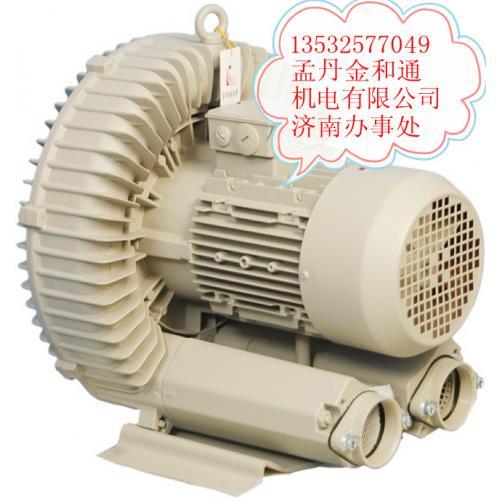 饮料灌装机专用高压鼓风机4KW