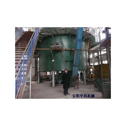 环保型棉籽油浸出精炼设备