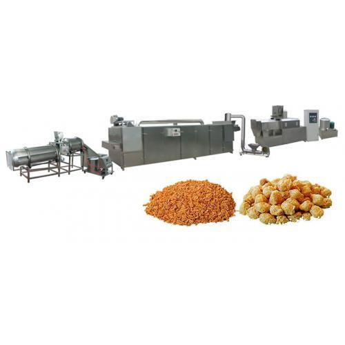 大豆蛋白、拉丝蛋白生产线